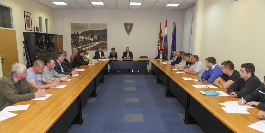 U prepunoj Gradskoj vijećnici održan koordinacijski sastanak za Zelenu čistku 2017.