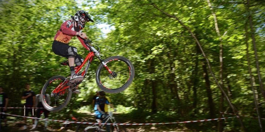 Uz potporu Grada Ivanca, BBK Ivanščica počeo s pripremama za državno prvenstvo u downhillu