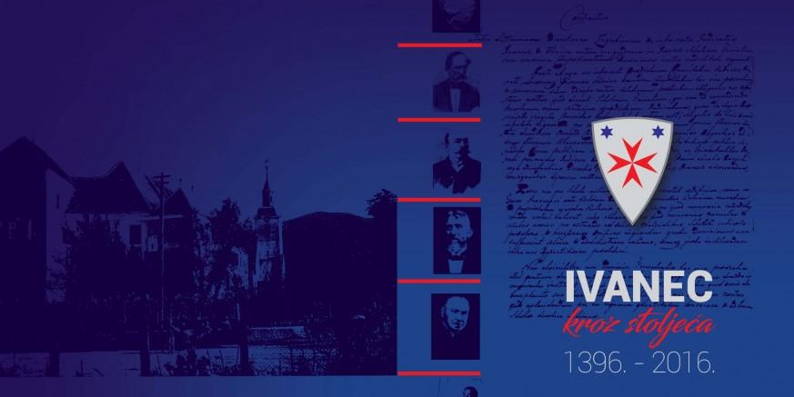 U petak, 28. travnja, u Muzeju planinarstva: Predstavljanje knjige Ivanec kroz stoljeća 1396. – 2016.