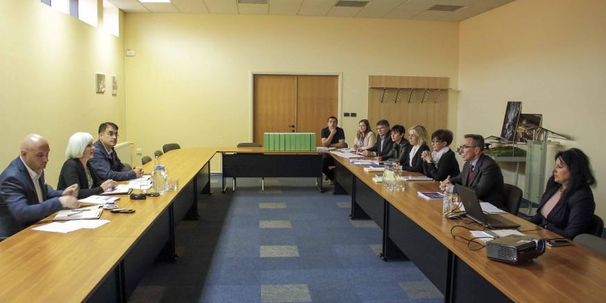 Komisija BFC SEE boravila u završnom verifikacijskom radnom posjetu Gradu Ivancu