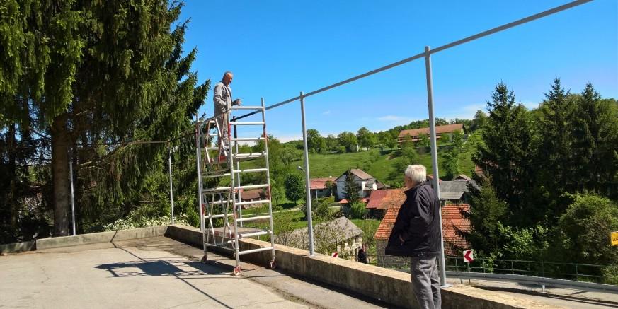 Počeli su radovi na gradnji dječjeg igrališta kod vrtića u Radovanu