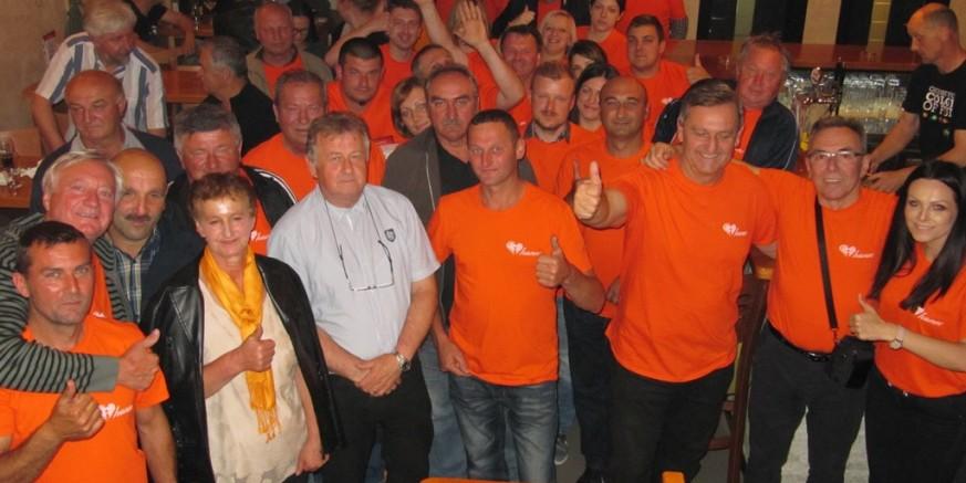 Milorad Batinić (HNS) s 51,26% glasova u prvom krugu osvojio novi gradonačelnički mandat