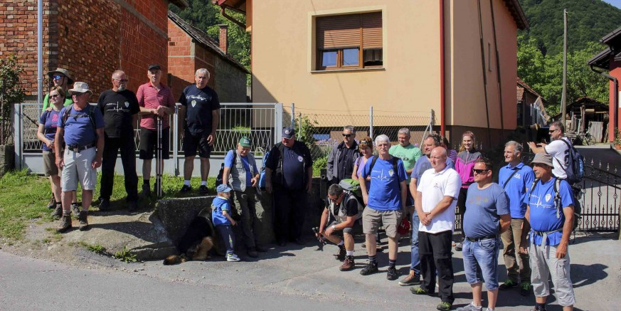 Održan 3. memorijalni planinarski pohod u čast poginulih i umrlih branitelja