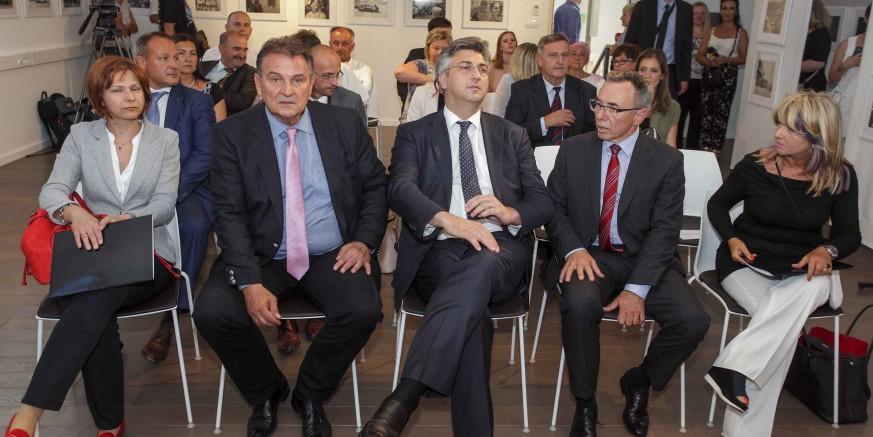 Predsjednik Vlade RH Andrej Plenković boravio u posjetu Ivancu