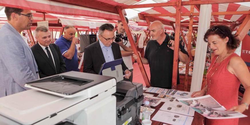 Na 8. ivanečkom gospodarskom sajmu izlagalo 72 izlagača iz četiri županije