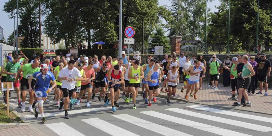 121 trkač na jubilarnoj 25. međunarodnoj brdskoj utrci Ivančica 2017.