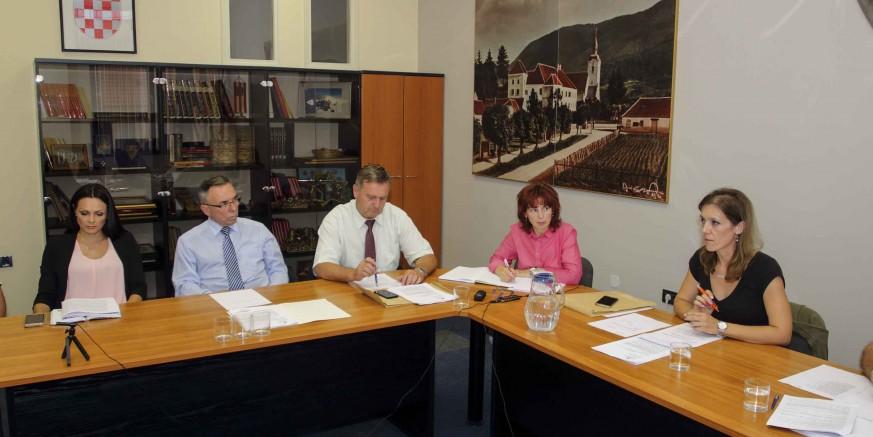 Porez na nekretnine – glavna tema prve radne sjednice Gradskog vijeća Ivanca