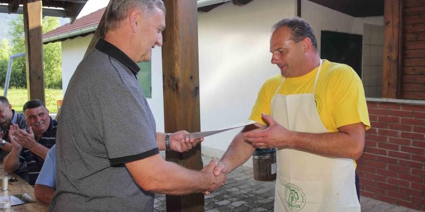 U organizaciji Udruge Peharček održana 18. izložba vina ivanečkog vinogorja