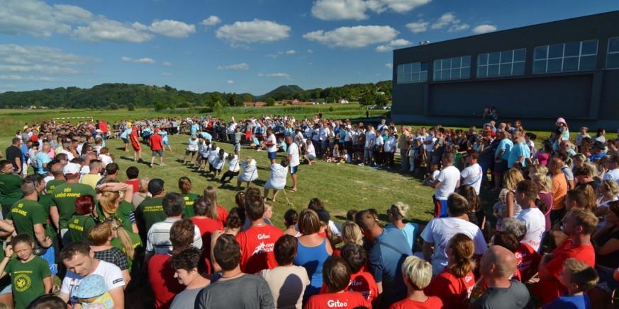 U subotu, 5. kolovoza 33. Seoske igre u Salinovcu