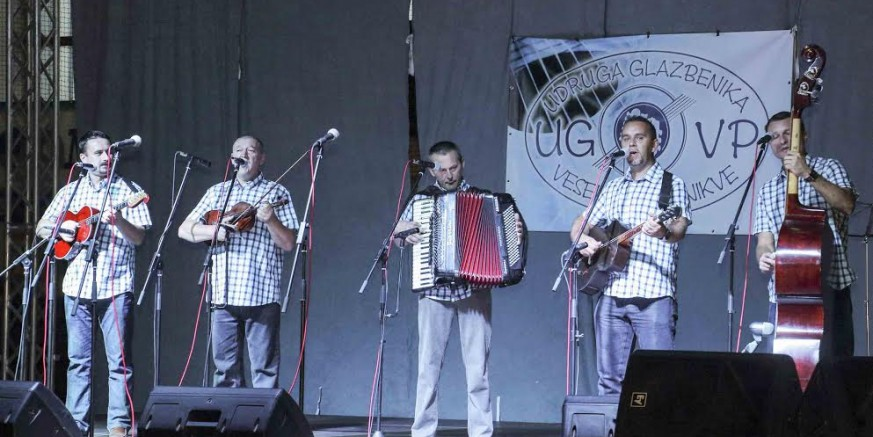 Održan je drugi festival narodne glazbe - Ivanec fest 2017.