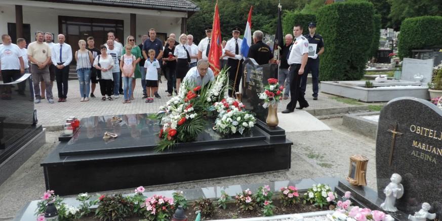 Održan 2. dan sjećanja na poginulog branitelja Dražena Šešeta