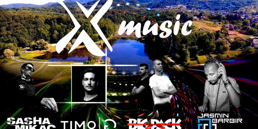 Prvi xmusic - festival elektronske glazbe