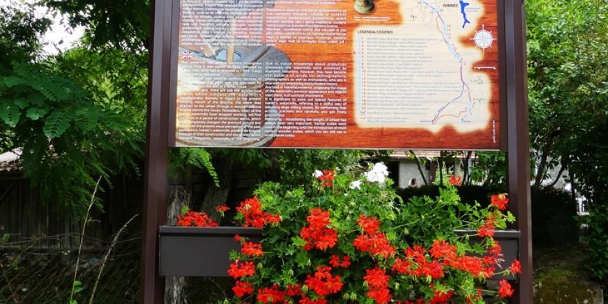 Turističkoj zajednici Ivanca 20.000 kuna iz natječaja HTZ-a za Ivanečki mlinarski put