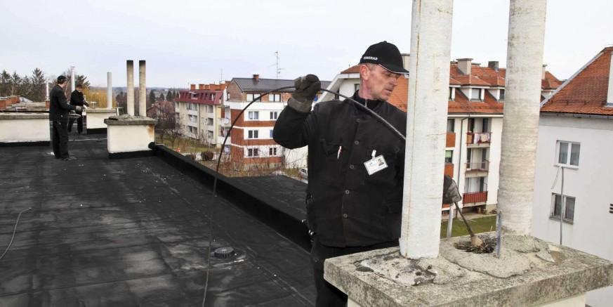 U petak, 1. rujna, Dimax počinje s obavljanjem dimnjačarskih usluga na području grada Ivanca