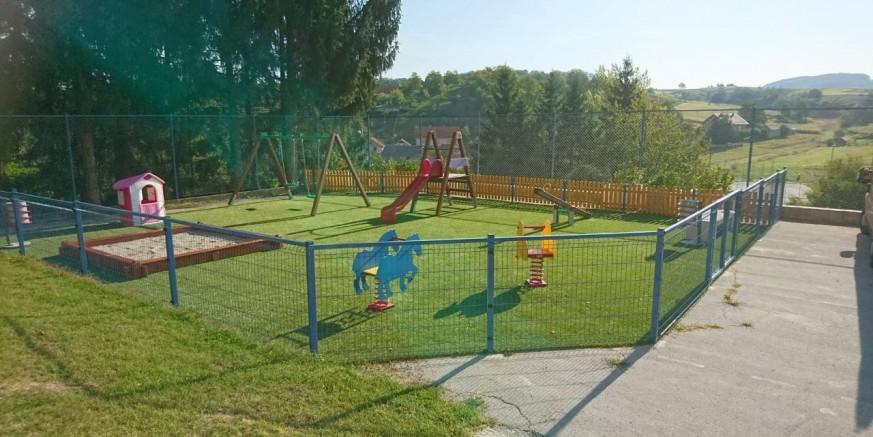 U četvrtak otvaranje novog dječjeg igrališta u Radovanu