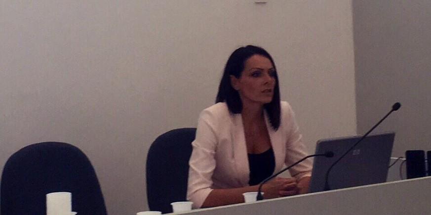 Ravnateljica Srednje škole i dogradonačelnica Ivanca L. Kozina izlagala na međunarodnom znanstvenom skupu u Splitu