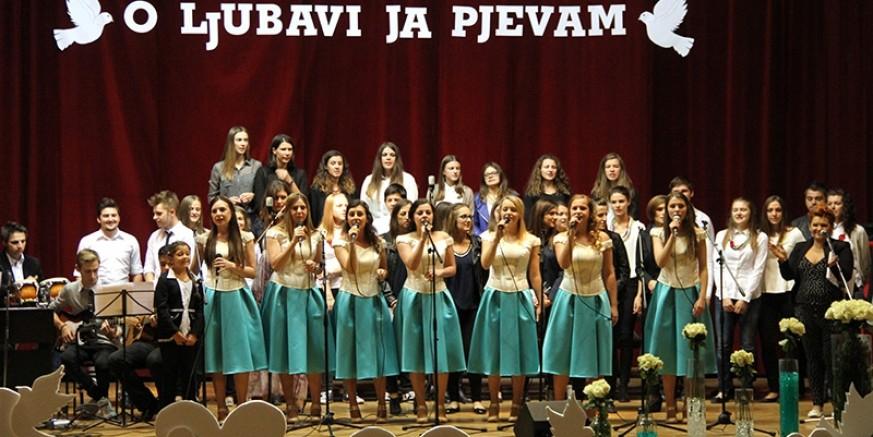 """U subotu, 28. listopada, 4. festival duhovne glazbe """"O ljubavi ja pjevam"""""""