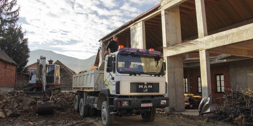 Počeli radovi na izgradnji 2. faze Muzeja planinarstva Ivanec