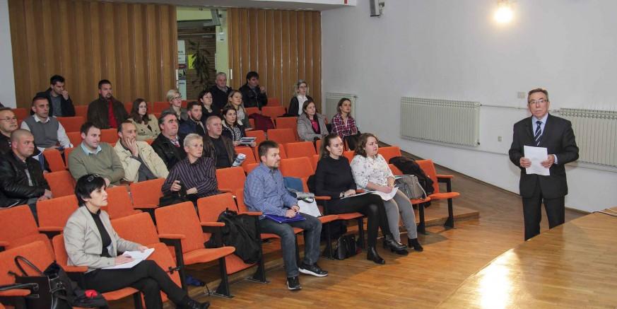 Održana prezentacija o EU fondovima i mogućnostima dodjele bespovratnih sredstava