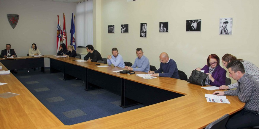 Gradonačelnik M. Batinić održao godišnji sastanak s poduzetnicima: Glavna tema – komunalna naknada