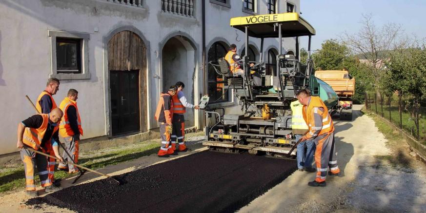 Gradsko vijeće: Sva sredstva od povećanja komunalne naknade – u modernizaciju cesta do 2032.