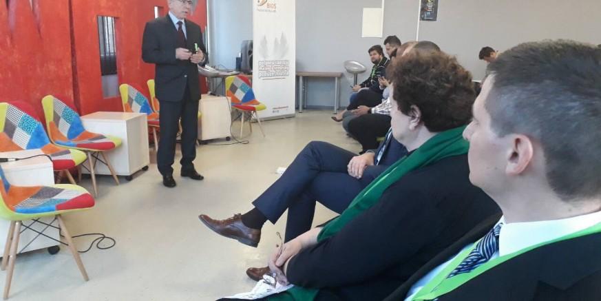 Gradonačelnik M. Batinić na XI. konferenciji o poduzetništvu u Osijeku
