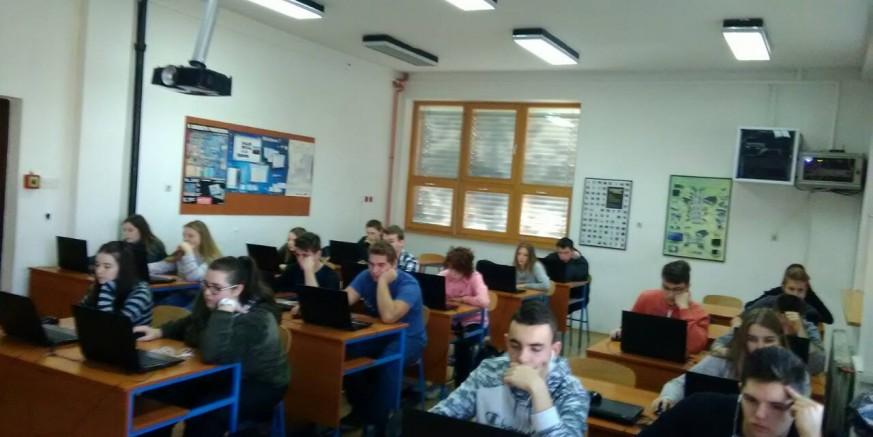 Srednja škola Ivanec prva na međunarodnom online natjecanju Best in Deutsch