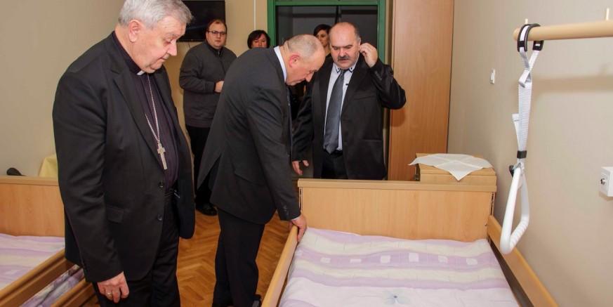 Otvoreni novi smještajni prostori u Caritasovu domu Ivanec, investicija vrijedna 400.000 kuna