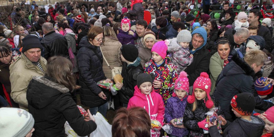 U gradskom parku Ivanec u subotu, 10. veljače manifestacija Ptičeki se ženiju