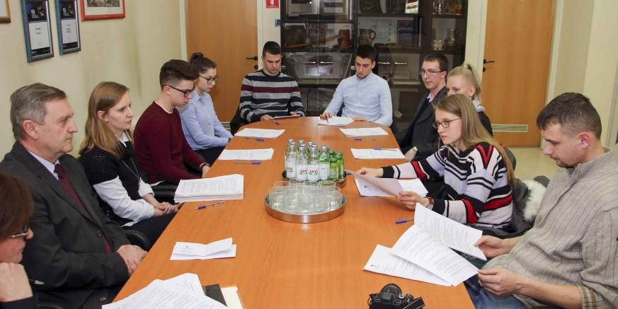Konstituiran je Savjet mladih Grada Ivanca – predsjednica Maja Ferenec Kuća