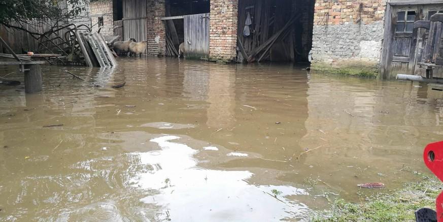 Stožer CZ Grada Ivanca: Slijedi rast temperatura, moguće su poplave! Pravodobno zaštitite imovinu