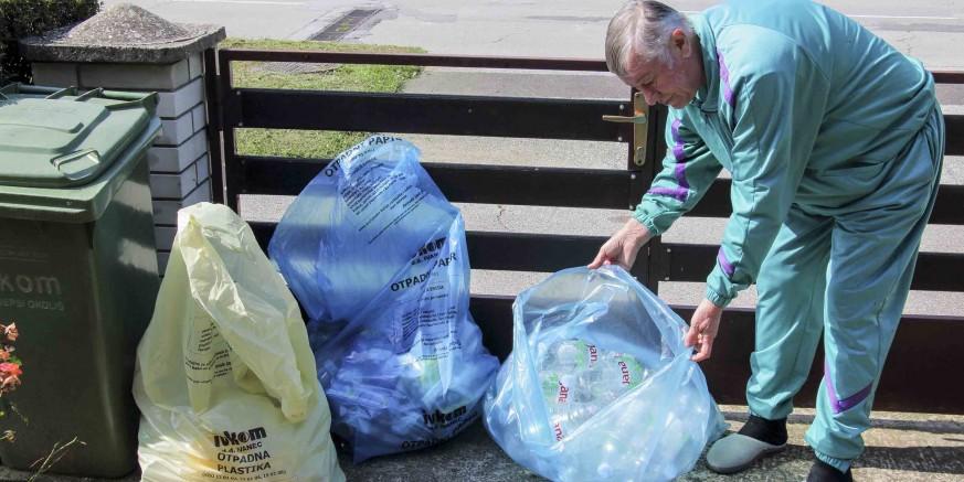 Novi propisi o gospodarenju otpadom: Od 1. 05. odvajanje otpada obavezno za sve građane (I. dio)