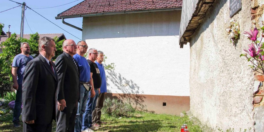 Obilježena 26. godišnjica pogibije branitelja Josipa Magaša