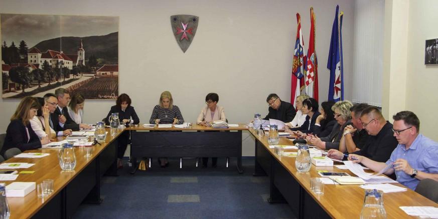 Održana 12. sjednica Gradskog vijeća Ivanec