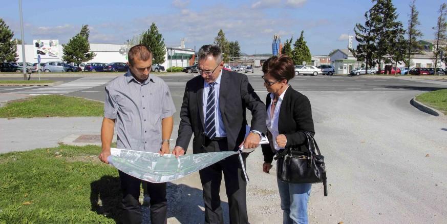 Za novi rotor na ivanečkoj obilaznici Grad Ivanec od MUP-a povukao 2,5 milijuna kuna
