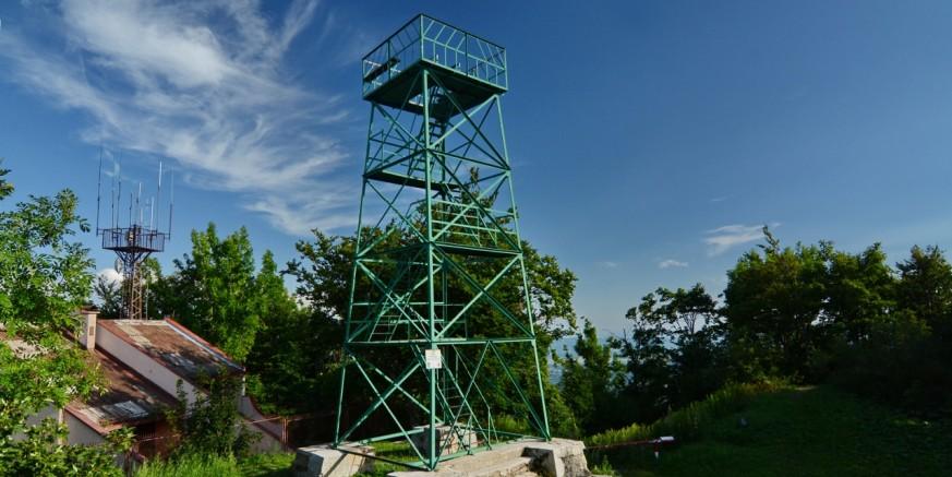 HPD-u Ivančica službena odluka o dodjeli 75.731,88 kuna iz EU fondova za obnovu Piramide na Ivančici