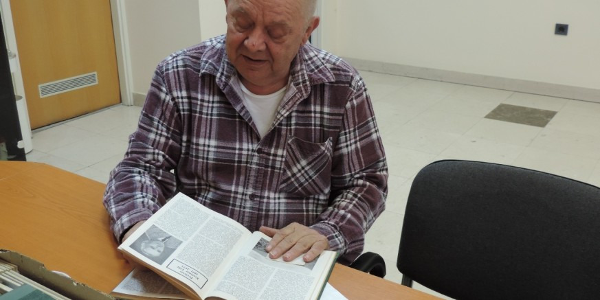 LIJEPA GESTA Varaždinski planinar B. Kociper Muzeju planinarstva donirao arhivska izdanja
