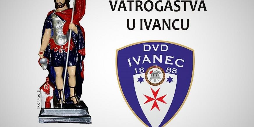 Sutra u opticaju poštanski žig u povodu 130. obljetnice DVD-a Ivanec