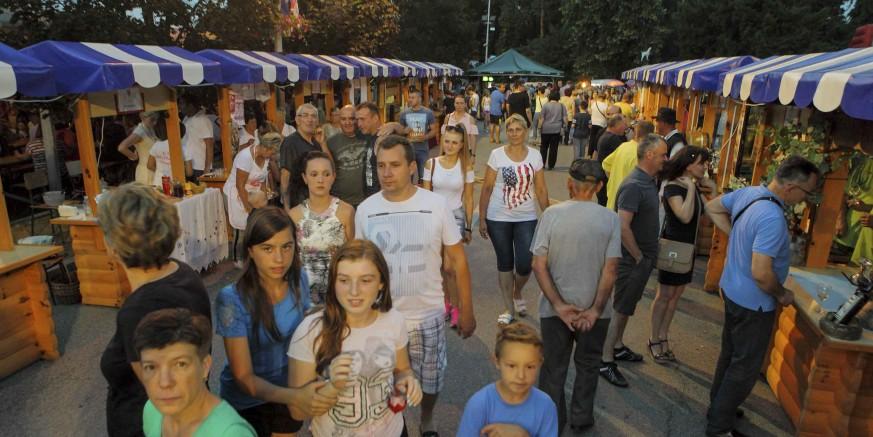 DANI GRADA IVANCA 2018. U subotu, 23. 06., Ivanečki sajam – prijavite se za štandove
