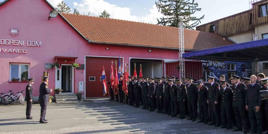 Održana središnja proslava 130. obljetnice DVD-a Ivanec