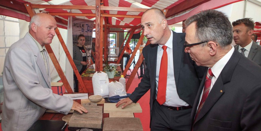 Ministar gospodarstva Ivan Vrdoljak otvorio 6. ivanečki gospodarski sajam