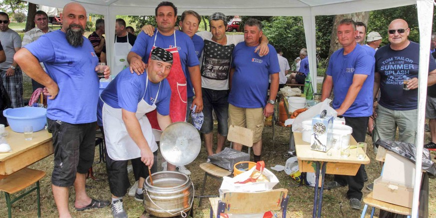 Prijavite se na manifestaciju Ivanec kuha: Gradski park, subota, 23. lipnja