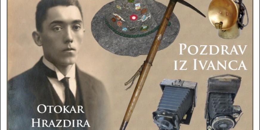 U petak, 1. 06., prigodni poštanski žig u povodu 120. obljetnice rođenja Otokara Hrazdire