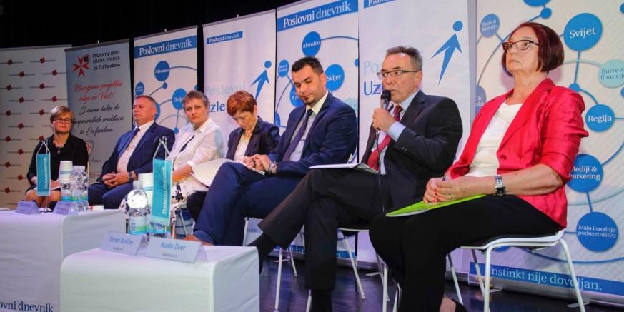 U suradnji s Poslovnim dnevnikom i Večernjim listom: U Ivancu 13. 06. Regionalni dani EU fondova, Poslovni uzlet i Poslovni susreti 2018