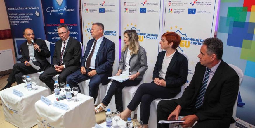 Grad Ivanec domaćin 1. regionalnog dana fondova EU i Poslovnog uzleta 2018.