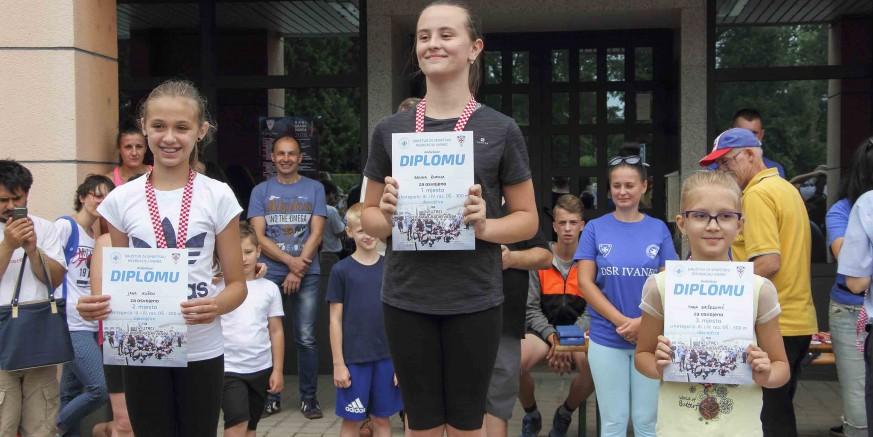 U čast Dana grada održana 24. utrka Ulicama grada Ivanca