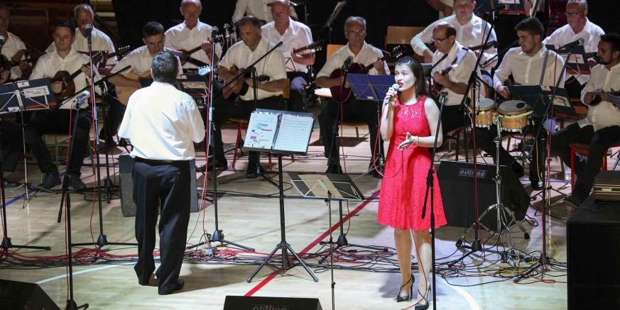 Nizom manifestacija otvorene proslave uz Dan grada Ivanca: Veliki koncert KUD-a Itas Prvomajska
