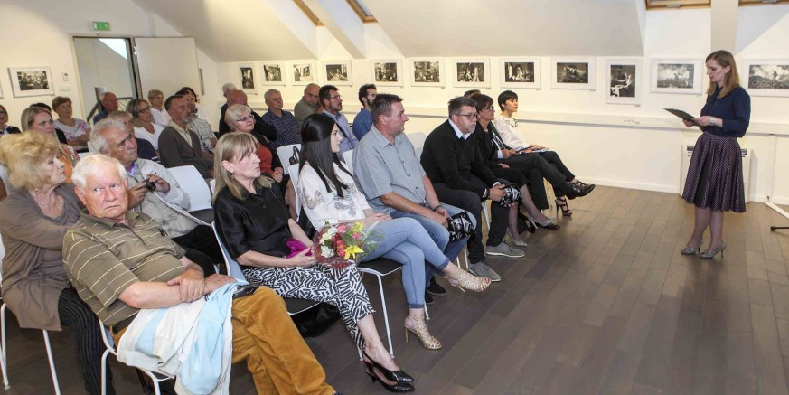 U Muzeju planinarstva otvorena izložba fotografija Cvjetka Šoštarića