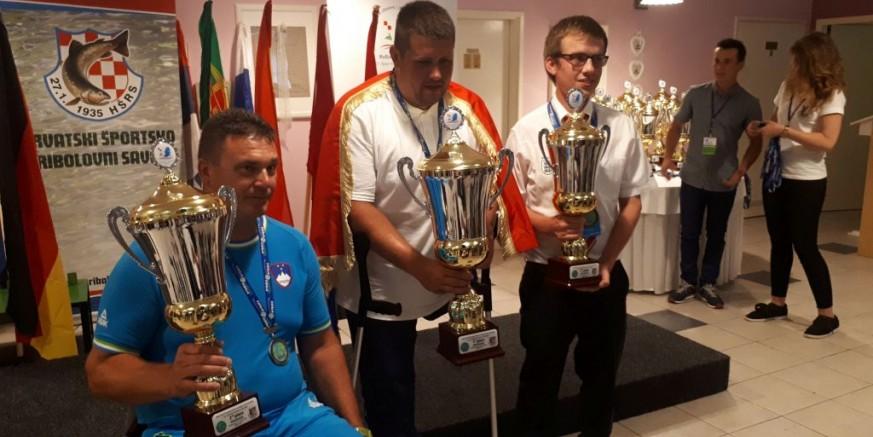 Ivančanin Nikola Geček i hrvatska reprezentacija osvojili naslov svjetskih prvaka!