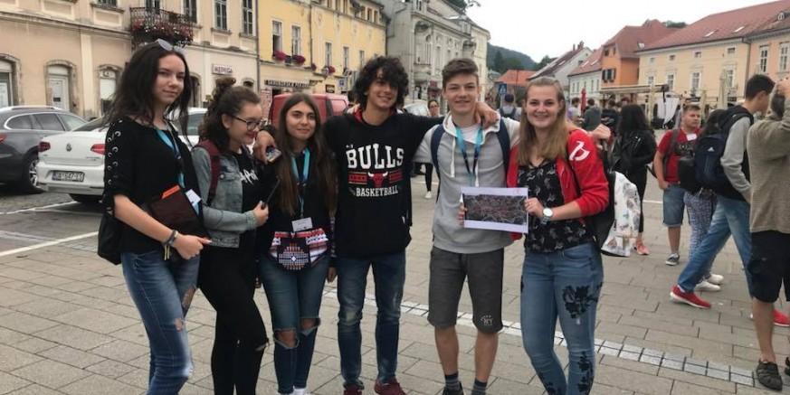 Srednja škola Ivanec: Završen HERE Map Makers međunarodni ljetni kamp